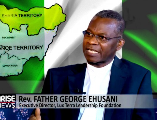Nigerians Are Not Poor; they Are Impoverished by Corrupt Political Elite & Bureaucrats – says Catholic Priest