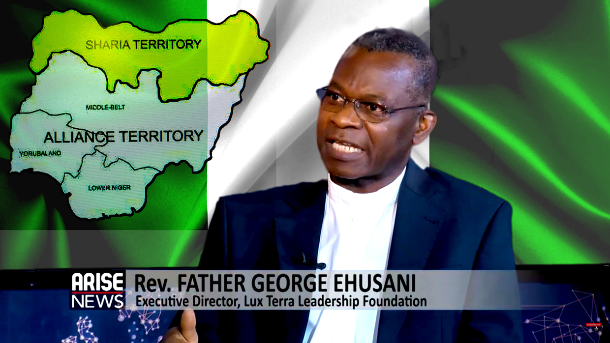 Rev. Fr, Ehusani predicts revolution.