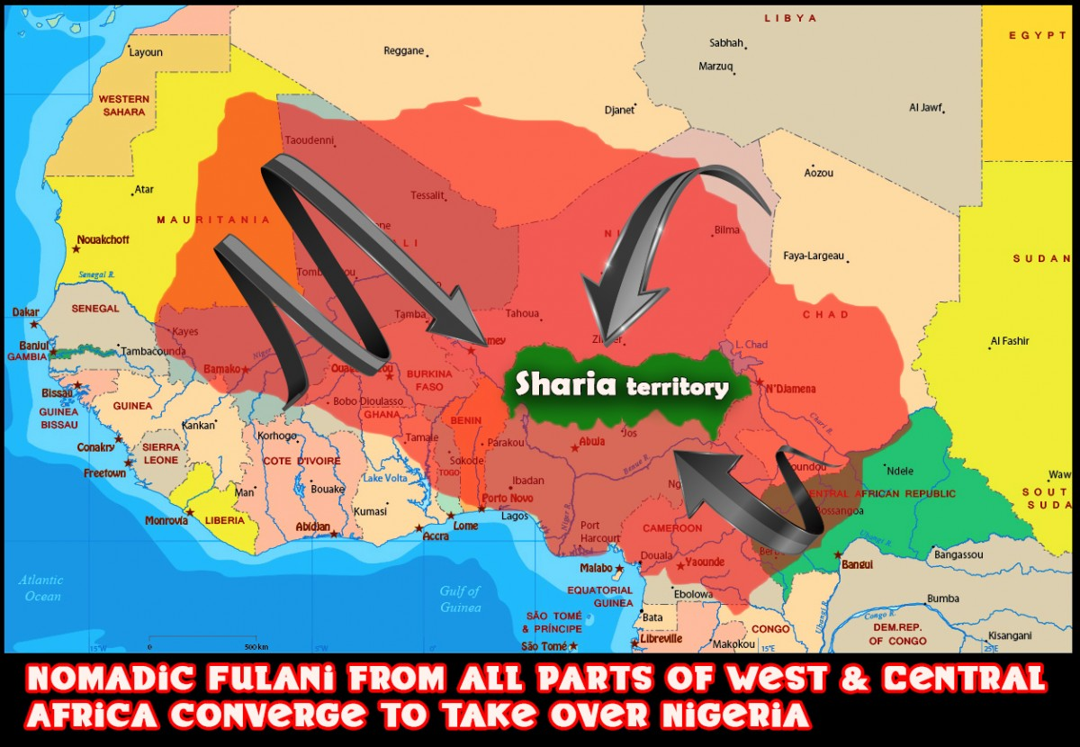 Fulani converge on Nigeria