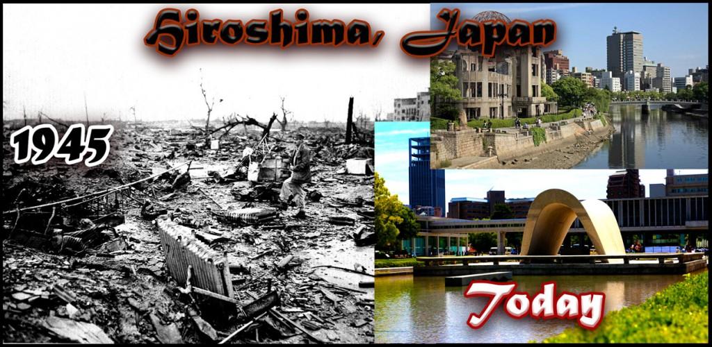 Hiroshima is born again