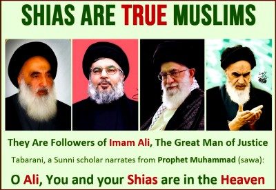 Shiia Islamist Clerics rule in Iran