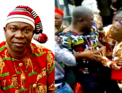 "Aladinma Ndiigbo Issues ""Ekweremmadu Rule"" on All Nigerian Politicians Junketing Overseas at Public Expense"