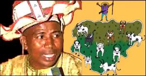 Alhaji Abdullahi Bodejo of Miyetti Allah