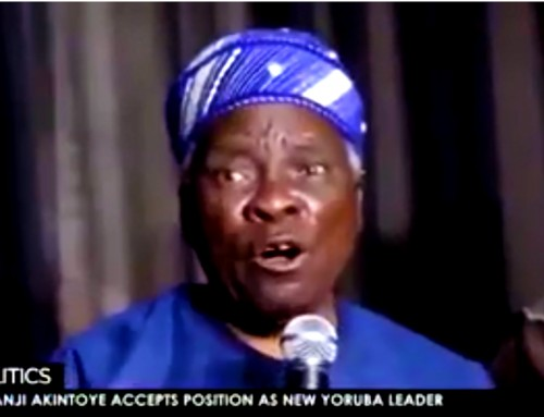 Yoruba Shall Fight, Win & Set Their Homeland and Their People Completely Free, Once and for All – says Prof Banji Akintoye