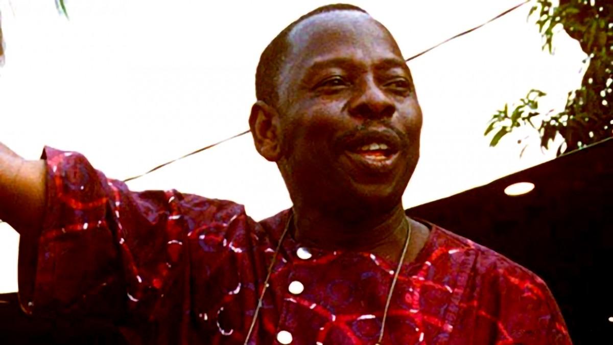 Saro-Wiwa for MOSOP