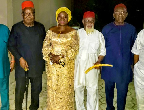 I am Interested in the Upcoming Off-season Governorship Race in Anambra & Zoning Can't Stop Me – Senator Uche Ekwunife