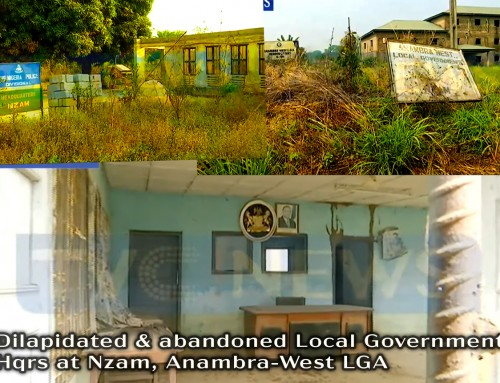 The Woes of the Indigenous Inhabitants of Anambra-West LGA Emblematize All That Is Wrong With Today's Unitary Nigeria.