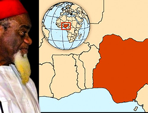 "The Greatest Attraction for Major Orkar's Nigeria Among Middle Belters Is the Idea That ""All Men Are Created Equal"" – Gov. Ezeife"
