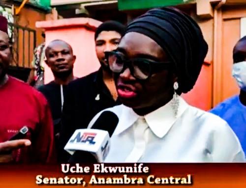 Archeological Town of Igboukwu Has the Greatest Artists in Nigeria – testifies Senator Uche Ekwunife
