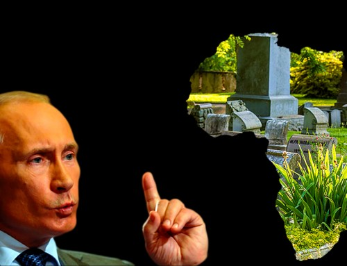African Authorities View the White Man as a Semi-god – President Putin