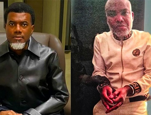 Nnamdi Kanu Unacceptably Insults Black People as Being Less Intelligent Than Other Races – Reno Omokri
