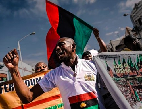 """How Come Most Supporters of the IPOB """"MADNESS"""" Live Abroad, Asks Charles Ogbu?"""